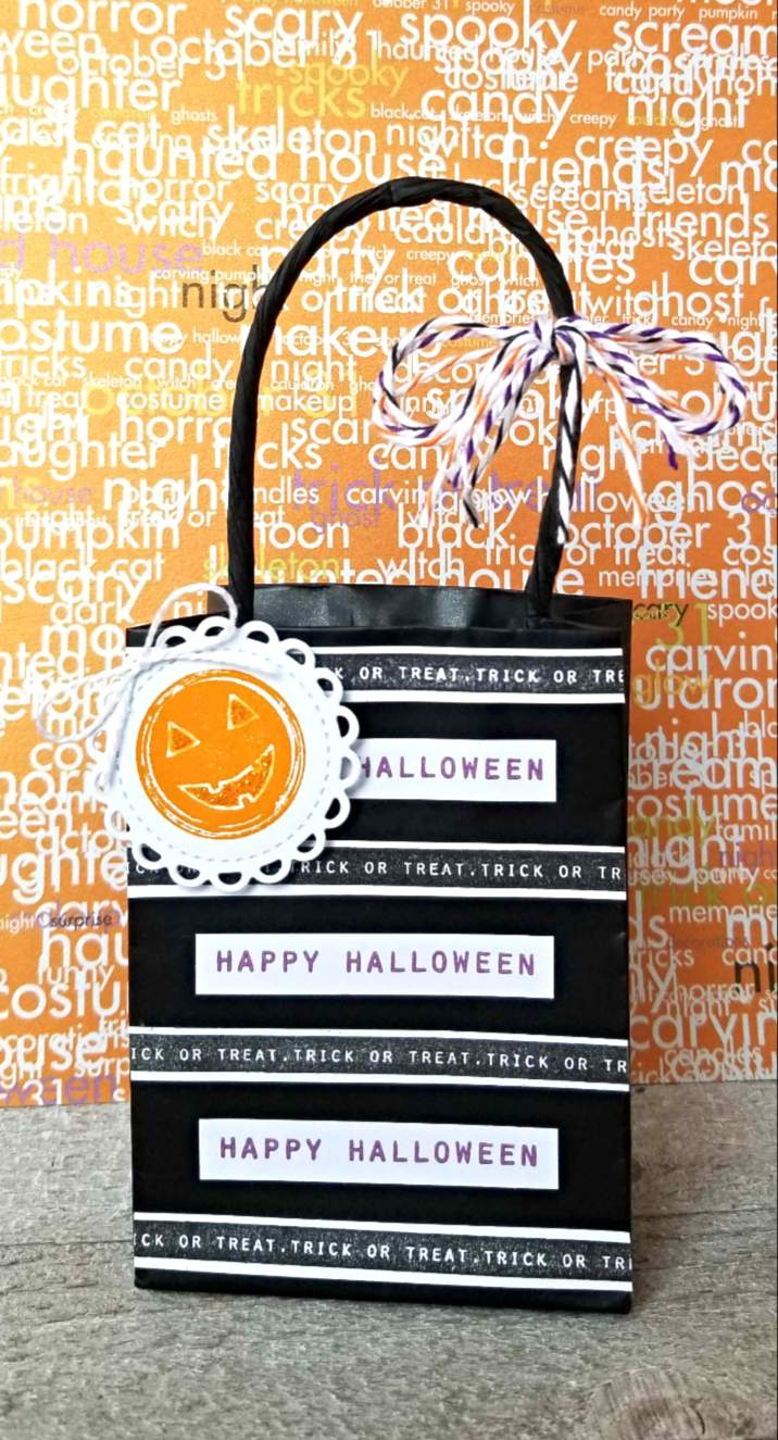 PRS DT Halloween Bag no wm