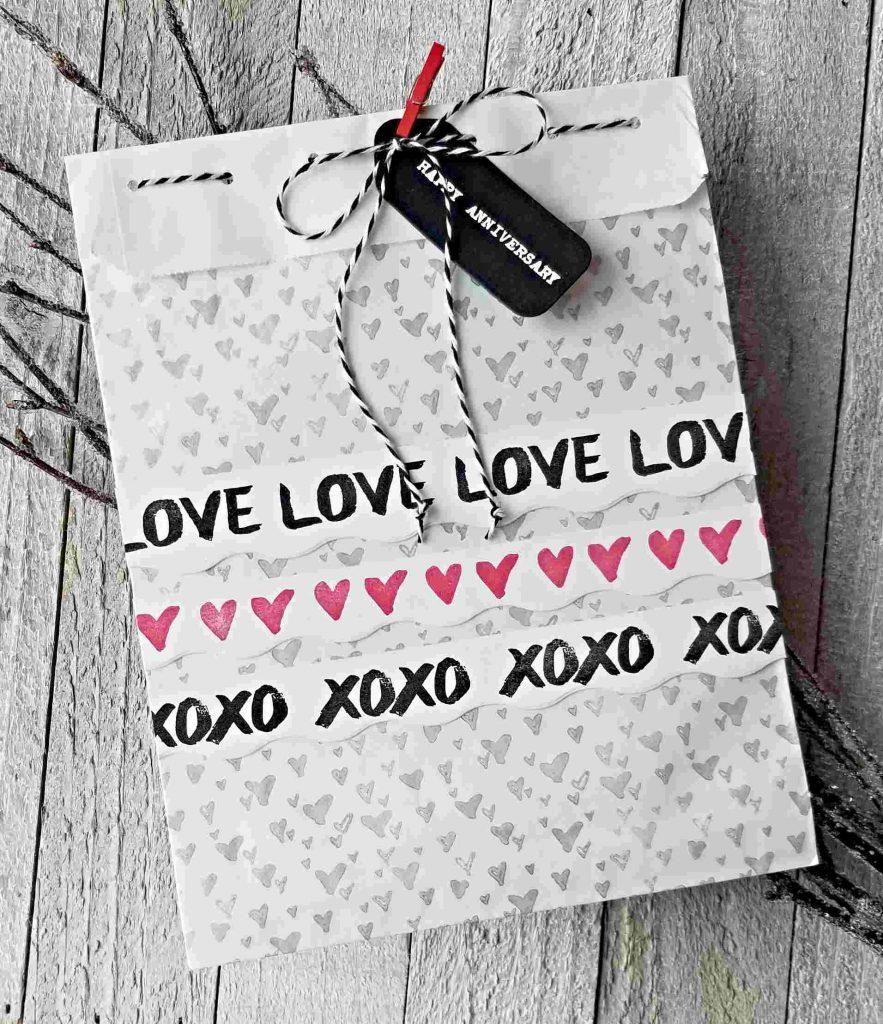PRS DT Gift Bag